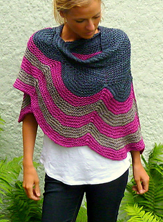 Betsey shawl