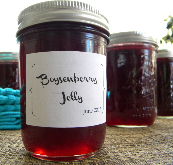 Boysenberry Jelly... ShugaMama {making life sweet at home}