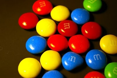 m&m candy dispender idea