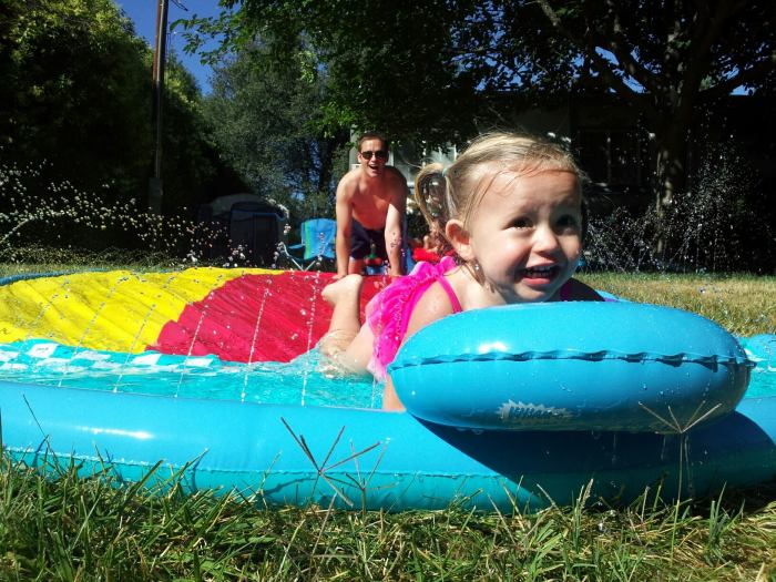 sis on slip n slide