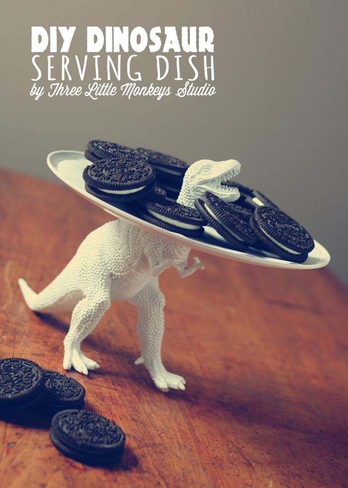 DIYDinosaurServingDish